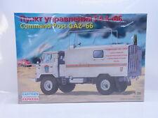 44760 | Este puesto de mando Express 35134 GAZ-66 1 / 35 nuevo caja original del Kit