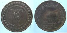 Tunesien 10 Centimes 1904A  Bro