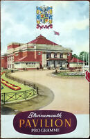 Love From Judy by Emile Littler, Pavilion Bournemouth Theatre Programme 1950's