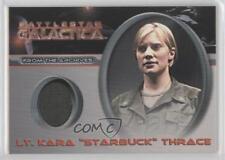 2006 Rittenhouse Battlestar Galactica Season 1 Costume Relics #CC10 Starbuck 0lm