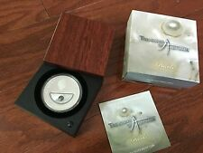 2011 1 oz Proof Silver PEARLS Perth Mint Treasures of Australia Locket Coin