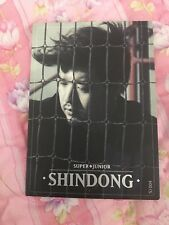 Super Junior Shindong Hot Stamping Starcard Star Collection Official PhotoCard