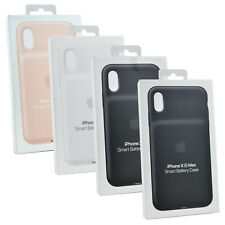 Genuine Official Apple Extra Battery Charger Case Cover For iPhone X/XS/XS Max