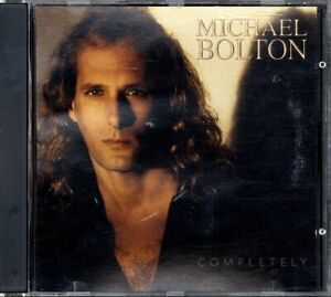 Michael Bolton - Completely 1-track CD single 1994. #CSK 77376