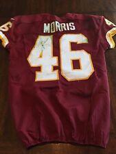 2014 Washington Redskins Alfred Morris Game Worn Used 2 TD Jersey MeiGray