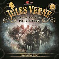 JULES-DIE NEWEN ABENTEUER DES PHILEAS FOGG -IM REICH DES ZAREN FOLGE 9-CD NEW