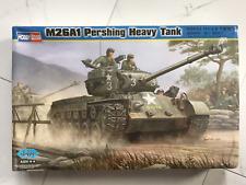 HOBBY BOSS 1/35 WW II U.S. ARMY M26A1 PERSHING HEAVY TANK MODEL KIT # 82425 F/S
