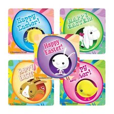 Happy Easter Stickers - Animal Stickers Easter - Easter Bunny Ideas Gifts Party