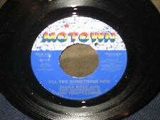 "Diana Ross and The Supremes & The Temptations""The WayYou Do The Things You Do""45"