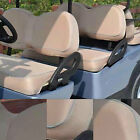 Golf Cart Cover Fit EZGO TXT Golf Car Brown Complete Replacement Set - 1996-2013