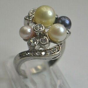 STERLING SILVER RING BY ESPO