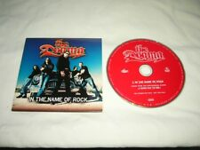 Symphonic gothic power metal THE DOGMA – 2007 IN THE NAME OF ROCK CD, Promo!!!