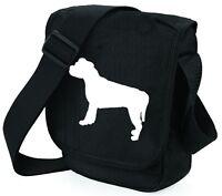 Amstaff Bag Dog Walkers Shoulder Bags American Staffordshire Bull Terrier Gift