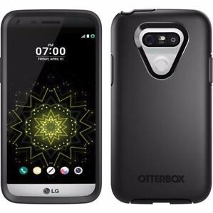 Original  OtterBox Symmetry Series Case For LG G5, Black