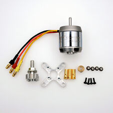 Lanyu 2216 1200kv Outrunner Brushless Motor for RC Airplane with Removable Shaft