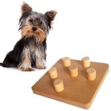 New Round Toy Puppy Dog Kitten Cat IQ Board Memory Tester Toy Gift Play Animal