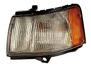 FITS FOR MAZDA MPV 1989 - 1995 CORNER PARK/SIGNAL LAMP LEFT DRIVER