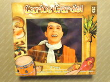 CARLOS GARDEL  -  EL TANGO  -  2 CD  NUOVO E SIGILLATO