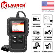 Automotive OBD2 Scanner Code Reader Check Car Engine Fault Code Diagnostic Tool