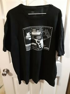 Firefly Lassiter Laser Pistol MK1 T-Shirt Black 3XL