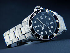 Solid Diver's Automatic Watch 30 bar New Series XXL 45mm Diameter Classic