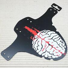 XLC Mini Mudguard MG-C18 Schutzblech vorne Montage Gabel - brain -