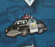 * Disney Pin CARS PIXAR SHERIFF RARE NEW