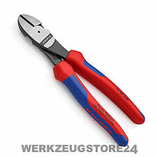 Knipex 74 02 200 mm Kraft Seitenschneider 7402200