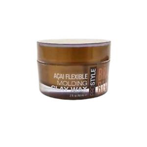 Brazilian Blowout Acai Flexible Molding Clay Hair Wax 2 oz