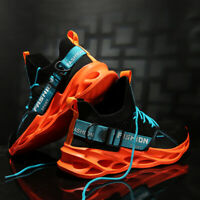 Men's Fashion Soft Sole Shoes Sports Sneakers Running Athletic Jogging Big Size