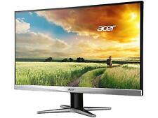 """Acer G7 Series G247HYU Black/Silver 23.8"""" WQHD 2560 x 1440 (2K) IPS 4ms (GTG) Bl"""