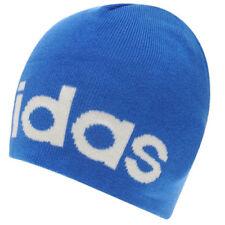 Bonnets bleus adidas pour homme