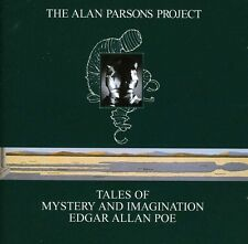 Alan Parsons, Alan-P - Tales of Mystery & Imagination (Deluxe Edition) [New CD]