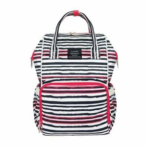 Large Mummy Nappy Diaper Backpack Baby Travel Changing Nursing Bag Waterproof