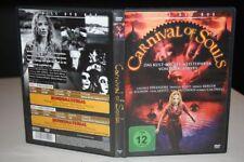 CARNIVAL OF SOULS Kult Grusel Meisterwerk von HERK HARVEY -- DVD FSK 12