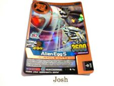 Animal Kaiser Evolution Evo Version Ver 5 Bronze Card (M144E: Alien Egg S)
