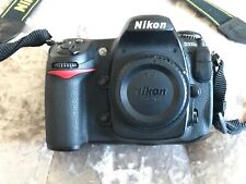Nikon D300S 12.3MP Digital SLR Camera. Body only mint low shutter count with ext