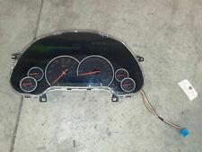 06-08 Corvette C6 Z06 Instrument Speedometer Gauge Cluster 34K Aa6465