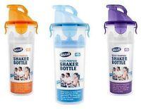 New Multi Purpose Protein Shaker Bottle Sports Gym Mixer Drinks Air Run Bottle