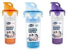 Nuevo Multi propósito Proteína Coctelera Botella Sports Gym Mezclador Bebidas Botella de ejecución de aire