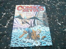 JUNE 2010 COMICS REVUE vintage magazine (UNREAD - NO LABEL ) FLASH GORDON