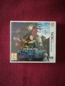 Shin Megami Tensei: Strange Journey Redux (Nintendo 3DS, 2018)