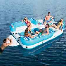 Bestway H2GO Inflatable 13ft Bahama Wave Island NEW