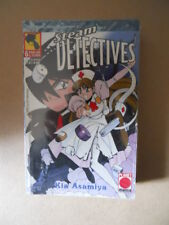 Steam Detectives n°6 1999 Kia Asamiya Planet Manga [G959-1]