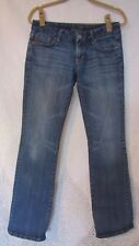 7 For All Mankind Sevens Jeans Women's Denim Long Pant Med Wash Size 28