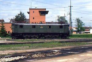 Originaldia 116 019, Rosenheim, 05.1977