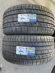 2x 305/40 ZR22 ACCELERA IOTA ST68, XL,114W Brand-New
