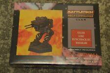 Battletech Mech Commander Clan Miniatures Box set 10-846 Ral Partha