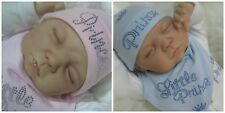 "REBORN REAL FAKE BABY NEWBORN 22"" PRINCE JACK OR PRINCESS LIBBY OR TWINS"