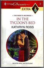 In The Tycoon's Bed by Kathryn Ross (2008)